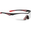Rudy Project Space Cykelglasögon röd/svart